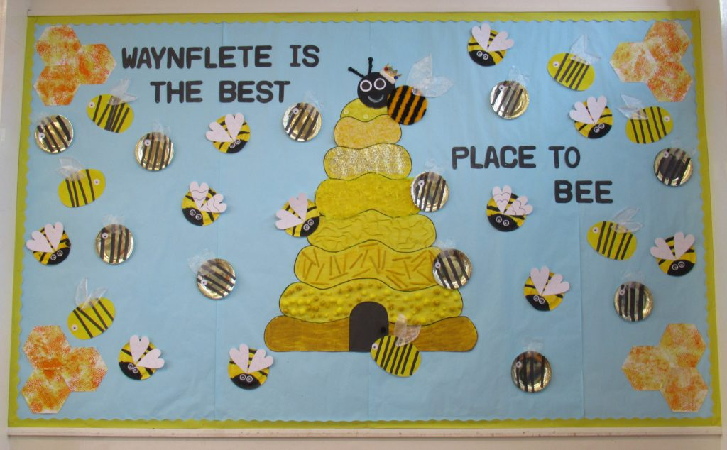 waynflete is the best place to bee