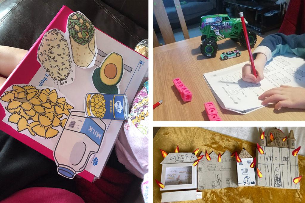 Waynflete Home learning